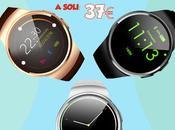 KingWear KW18 Smartwatch soli codice sconto