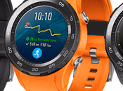 sportivo Huawei Watch mostra prima volta colorazioni