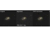 Galassie nitide reti neurali