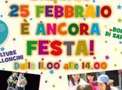 febbraio 2017 dalle 11,00 alle 14,00 Festa Carnevale Largo Leopardi