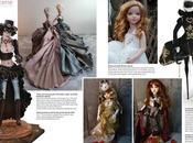 bello! Steampunk Raven Girl DOLLS magazin...