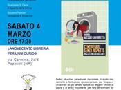 CENTRIFUGO SENZA RISPETTO arriva Pozzuoli LANOVECENTO Libreria Sabato Marzo 2017