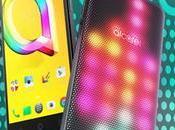 Alcatel presenta LED, primo smartphone interattivi
