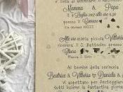 """PARTECIPAZIONI """"PERGAMENA"""" Matrimonio, Battesimo ecc....."""