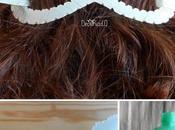 Barretta spillone capelli, flacone plastica