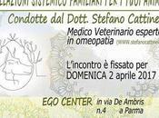 Costellazioni Sistemico Familiari animali Parma. Domenica Aprile 2017