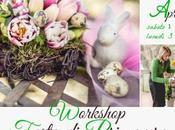 """#fioridivenerdì- workshop """"Festa primavera"""""""