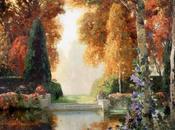 Thomas Edwin Mostyn, bellezza giardini inglesi inizio Novecento