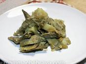 Carciofi patate ricetta veloce