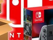 Nintendo Switch, contenuto della confezione