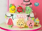 Torta Shopkins