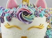 Unicorn cake: torta Unicorno compleanno bambina #unicorns
