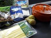 Lasagne spinaci, zola noci meno euro