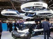 POP.UP, l'auto volante Airbus Italdesign. prossimo taxi cieli