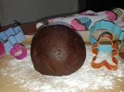 Pasta frolla lievitata cacao