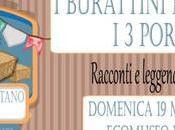 Burattini porcellini: fiabe della tradizione all'EcoMuseo Ficana Macerata