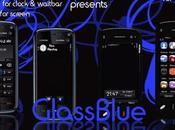 Glass Blue Crimluta