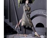 """Alexander McQueenThe Great"" tribute Steven Meisel VOGUE 2011"