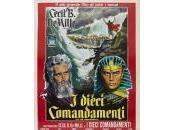 """Dieci Comandamenti"""" Cecil Mille"""