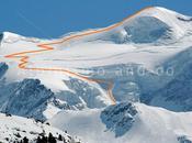 Bellavista: scialpinismo Ghiacciaio Morteratsch