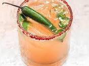 Spicy Mandarin Margarita
