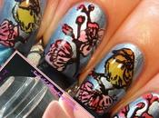 Small Cone Stamper Head Cici&Sisi Flower Plate from Swatches Review