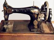 Macchina cucire: storia piccola macchina