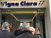 roma paio cittadini riesce bloccare un'infrastrtuttura gia' pronta alleggerirebbe molto traffico intero quadrante della citta'. scandalo tutto romano. aprire immediatamente stazione ferroviaria vigna clara.