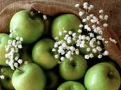 WEDDING: ricordo speciale, Matrimonio Elena Robbi...al profumo mela verde
