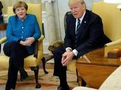 "Trump-Merkel, prove distensione. Germania avverte: ""Niente dazi denuncia WTO"""