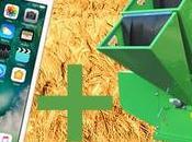 iPhone cade biotrituratore giardino?