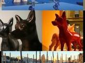 Nina dogs sostegno degli animali