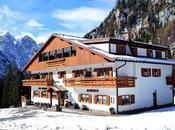 L'hotel Baita Dovich Malga Ciapela, sapori delle Dolomiti sulla Marmolada