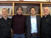 """ricetta Formaggio Raviggiolo cioccolato """"Armonia"""" F.lli Gardini firmato dallo chef Davide Oldani"""