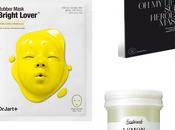Maschere viso: ultime novità mondo beauty