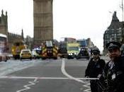 L'attentato fuori Parlamento Londra