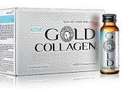Gold Collagen Active: nuovo integratore liquido bellezza