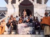 """""""Dopo quinto giorno"""" piedi attraverso l'India 7MML"""