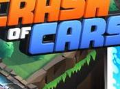 Crash Cars iPhone Android spassoso sparatutto racing multiplayer!
