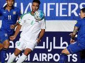 2018 FIFA World qualification Gruppo Tutto facile l'Arabia Saudita domina buona, immatura Tailandia