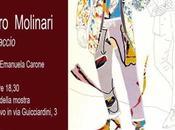 """marzo 2017 """"Mauro Molinari Canovaccio"""" presso Studio Medina"""