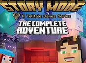 Minecraft: Story Mode Complete Adventure arriverà Nintendo Switch giugno Notizia