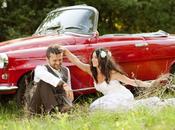 matrimonio sogno noleggia un'auto d'epoca