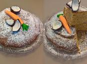 Cake carote cocco