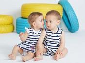 Moda bambini: righe, tendenza rubata guardaroba delle mamme!