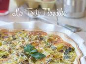 Tarte flamiche porri club