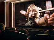 Samsung Cinema Screen sostituisce proiettori cinema display
