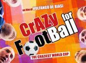 """David Donatello """"Crazy Football"""", docufilm patrocinato dalla FIGC"""