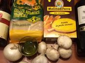 Polenta Funghi Cipolle Caramellate