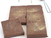 brownies pere zenzero